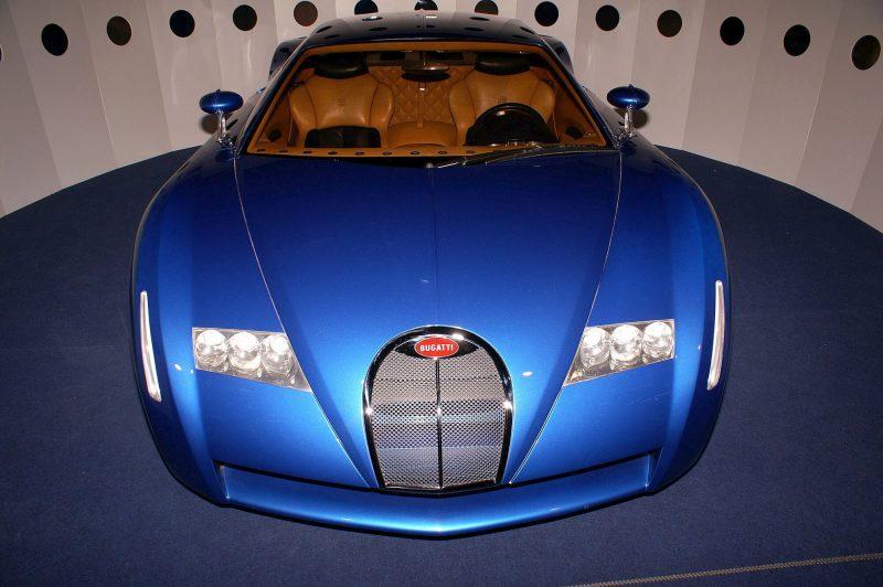 Фото Bugatti EB 18/3 Chiron