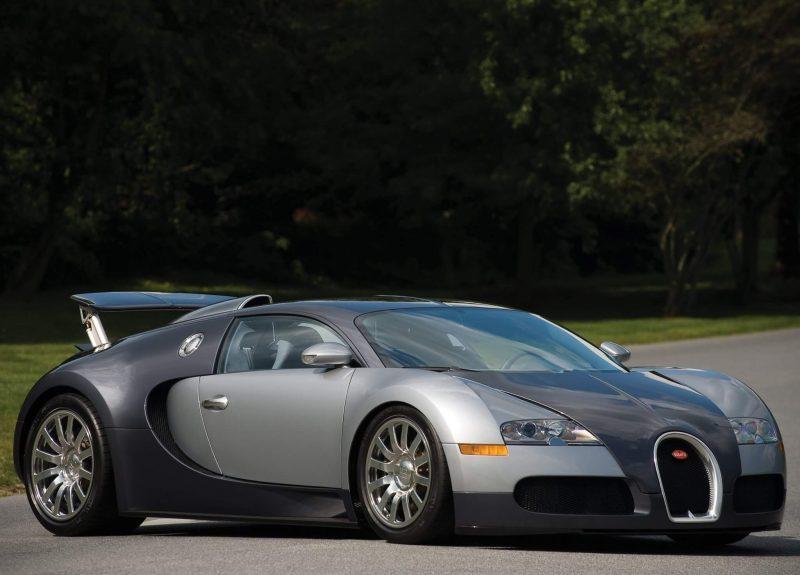 Фото Bugatti Veyron 16.4