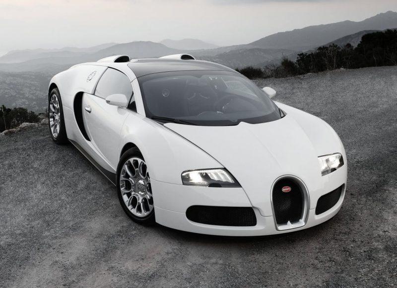 Фото Veyron Grand Sport