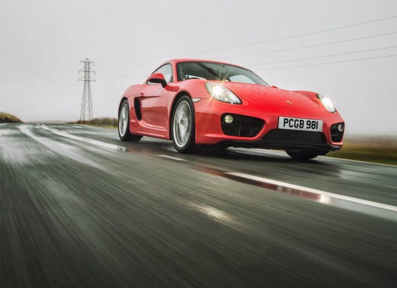 Фото авто Porsche Cayman