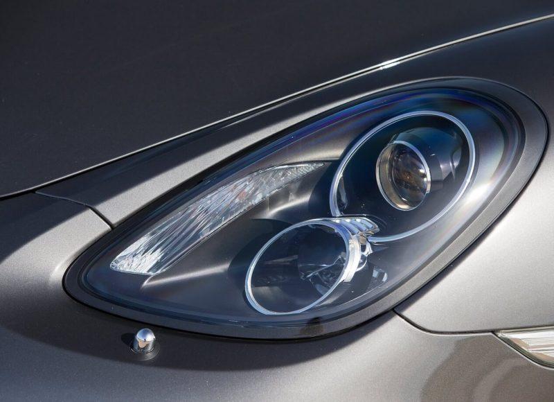 Porsche Cayman светодиодная фара
