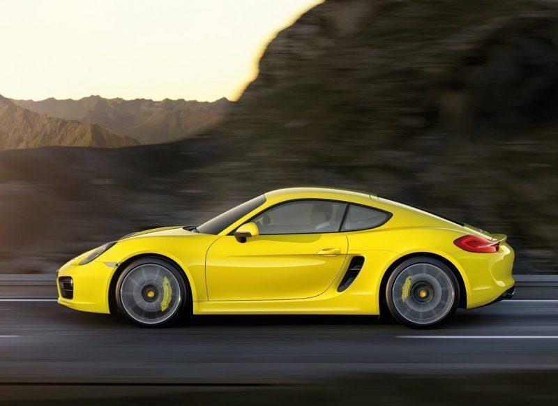 Авто Porsche Cayman 2014