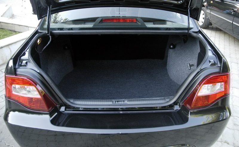 Багажник Daewoo Nexia
