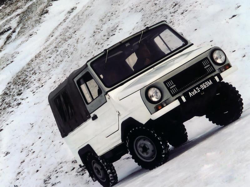 ЛуАЗ-969 фото авто