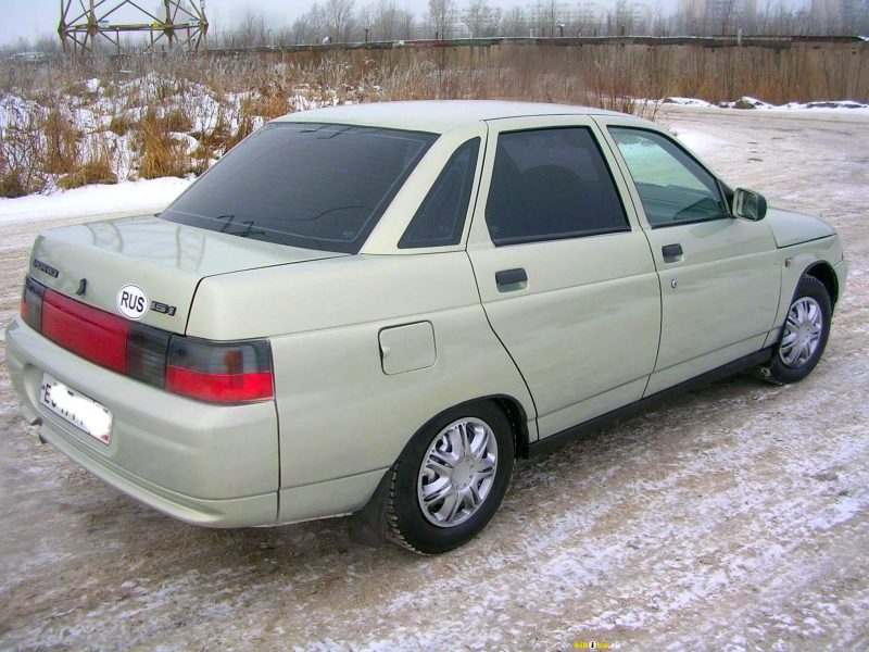 Фото авто ВАЗ-2110