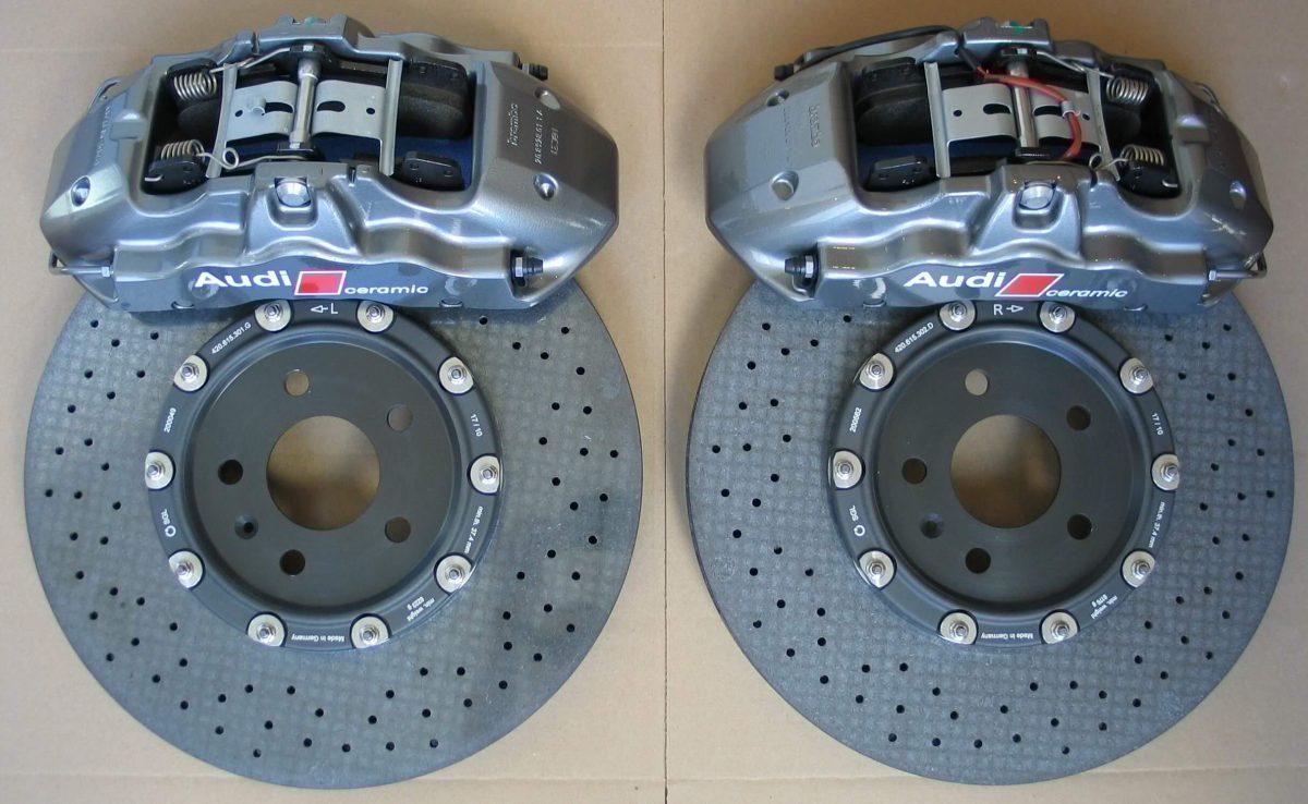 Тормозные колодки Audi R8