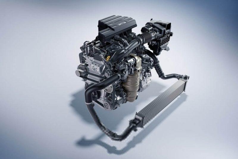Двигатель Honda CR-V пятого поколения