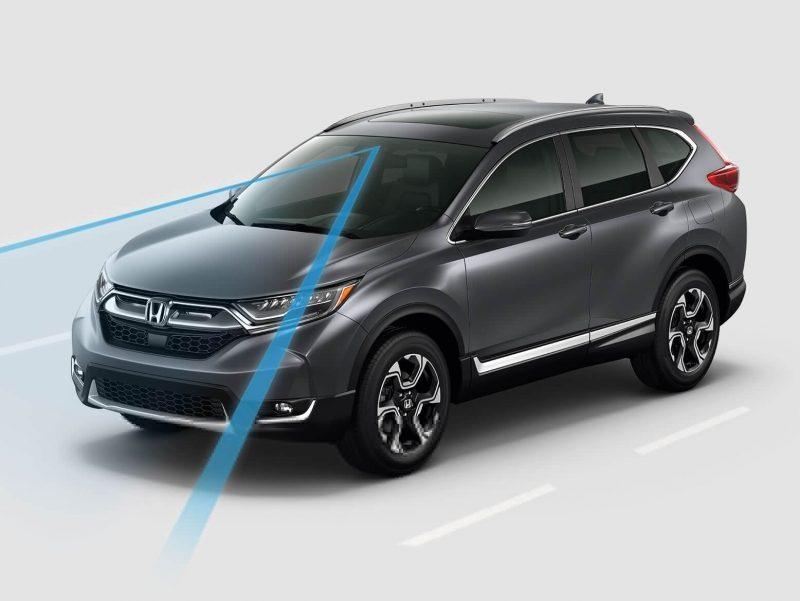 Камера Honda CR-V
