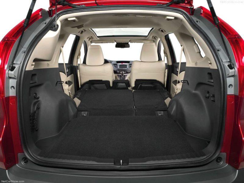 Багажник Хонда CRV пятого поколения