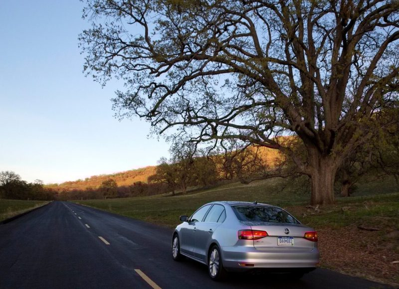 Фото нового Volkswagen Jetta 6