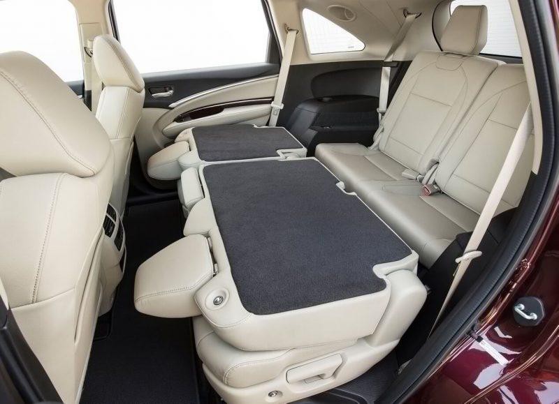 Acura MDX салон
