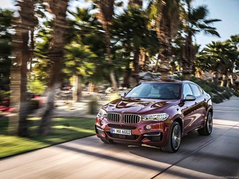Фотография авто BMW X6