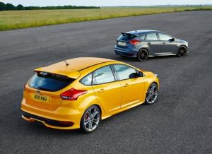 Фото Ford Focus ST