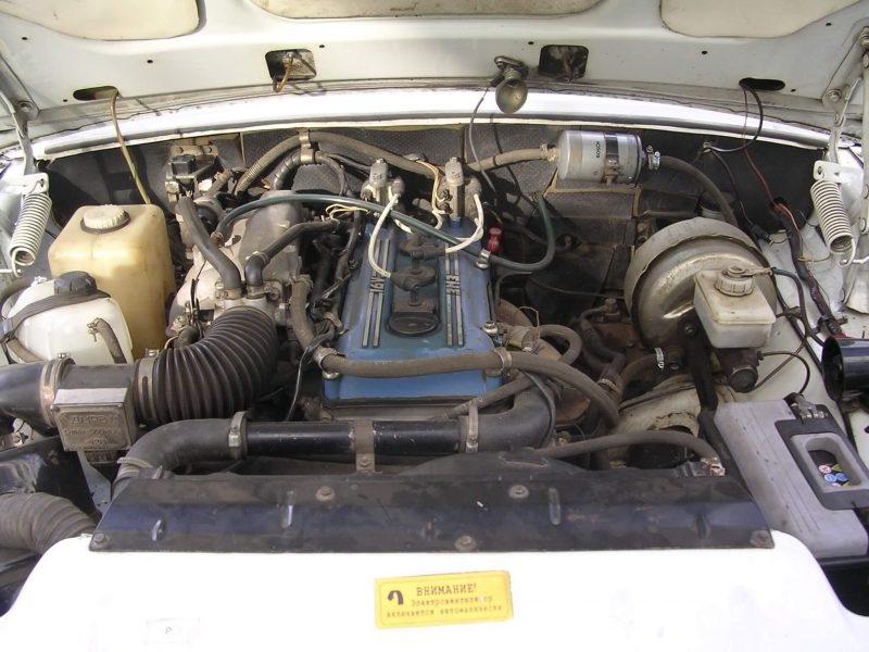 ГАЗ-3110 двигатель