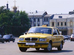 Такси Волга-3110