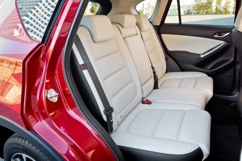 Задний диван Mazda CX-5