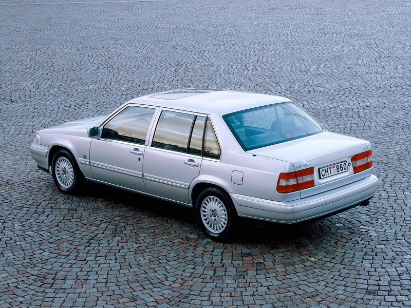 Фото авто Volvo S90 1998
