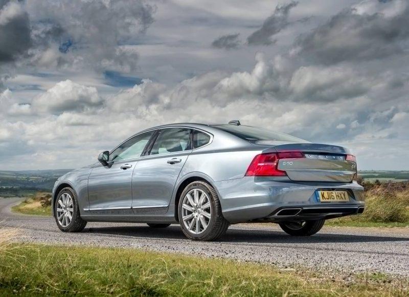 Volvo S90 новый седан
