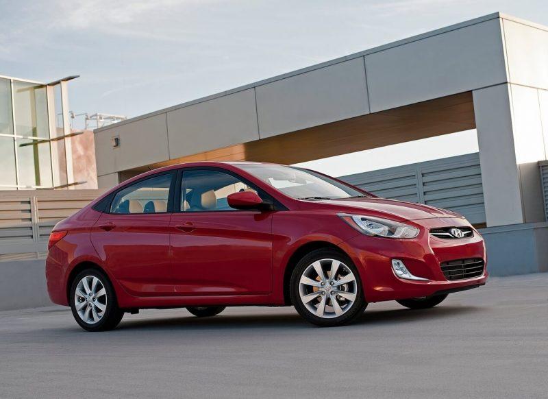 Фото нового Hyundai Solaris