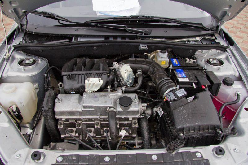 Лада Гранта Лифтбек двигатель