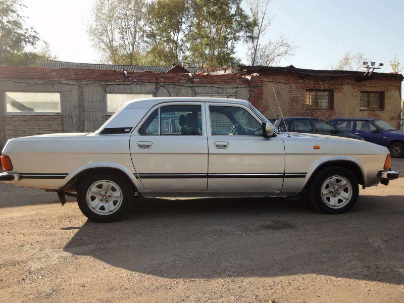 ГАЗ-3102 фото авто