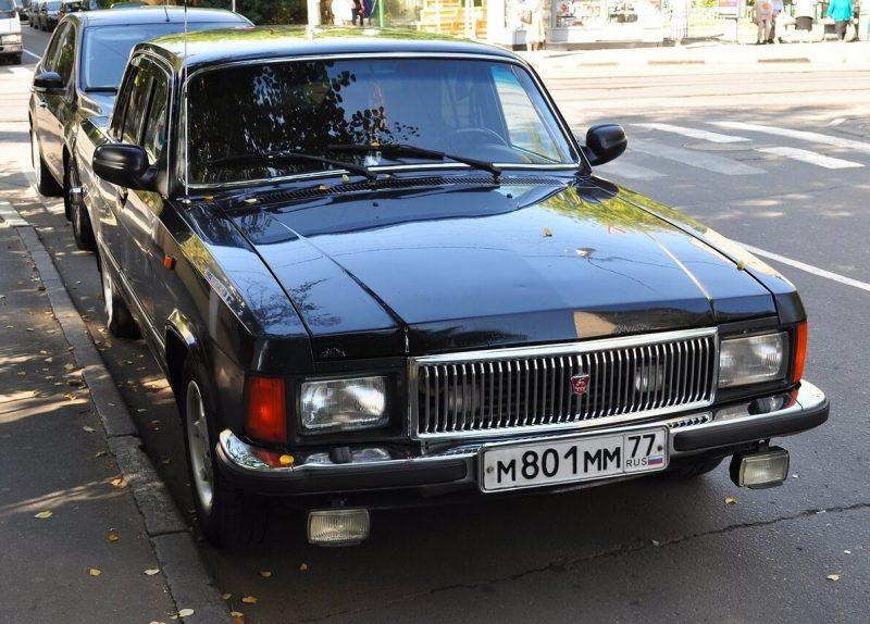 Авто ГАЗ-3102