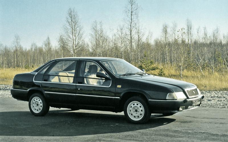 Экстерьер ГАЗ-3105
