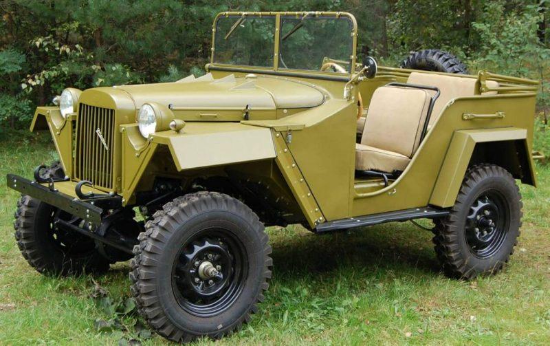 Купе ГАЗ-67