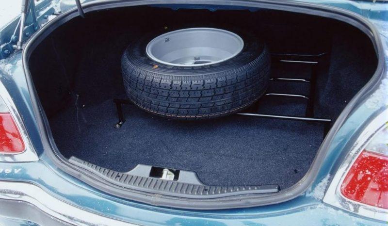 ГАЗ-3111 багажник