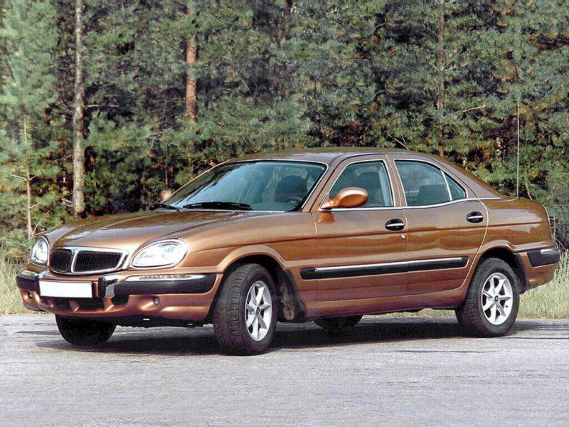 Волга-3111 фото 2000-го года