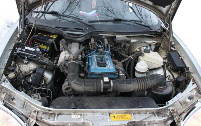 Двигатель Волга-3111