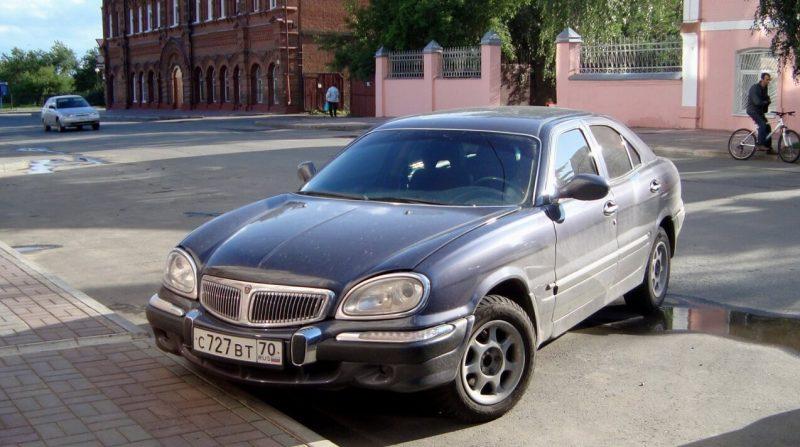 ГАЗ-3111 седан