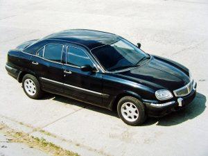 Седан ГАЗ-3111