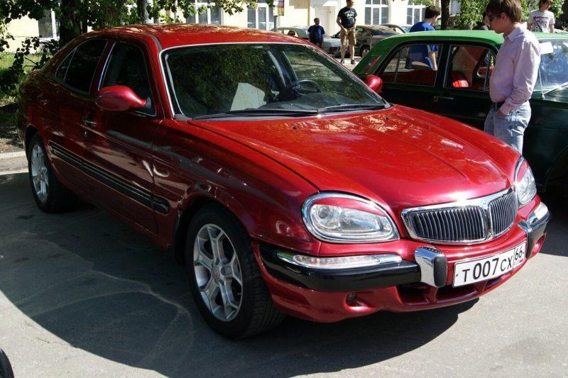 Фото автомобиля ГАЗ-3111