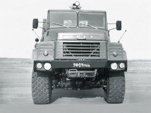 Грузовик Kraz-260