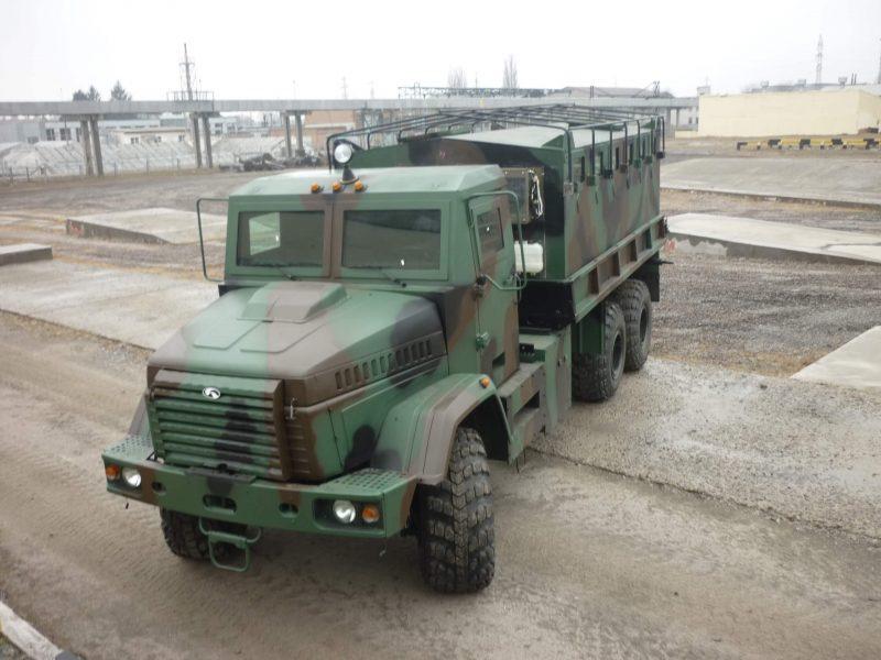 Грузовик КрАЗ-6322