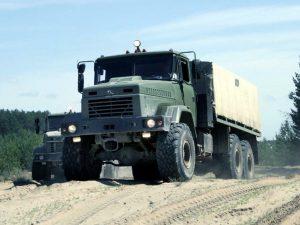 Kraz-6322 фото грузовика