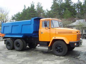 Самосвал Kraz-6510