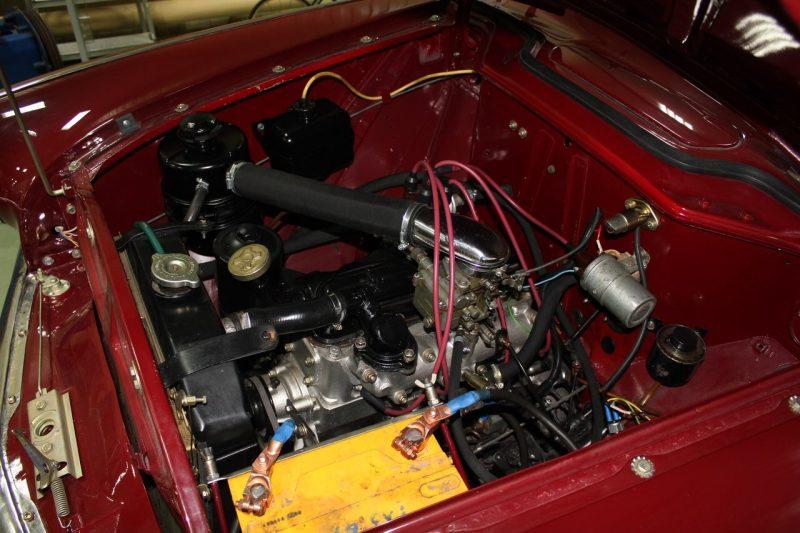Москвич-407 двигатель