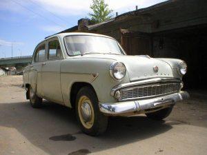 Moskvich-407 фото