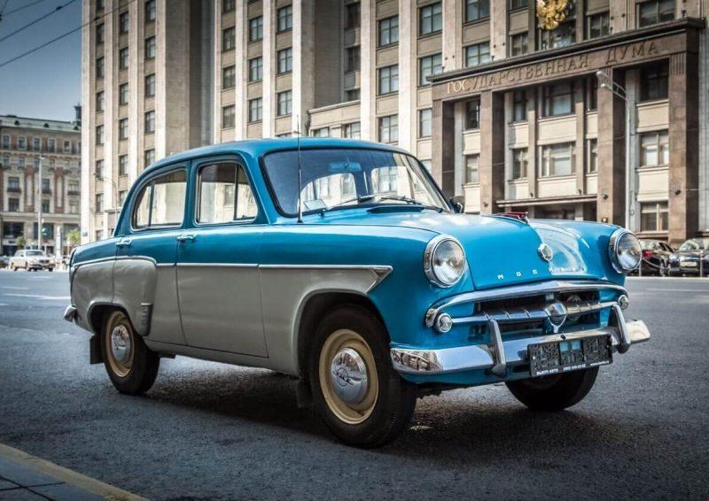 Москвич-407 фото авто