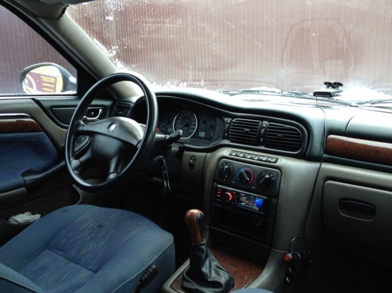 Водительское кресло Волга-3111