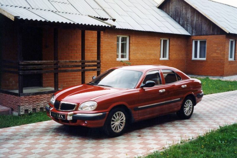 Авто Волга-3111 2000 года