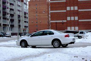 Авто Volga Siber