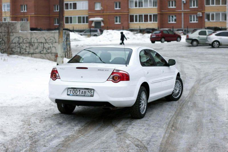 Фото авто Волга Сайбер