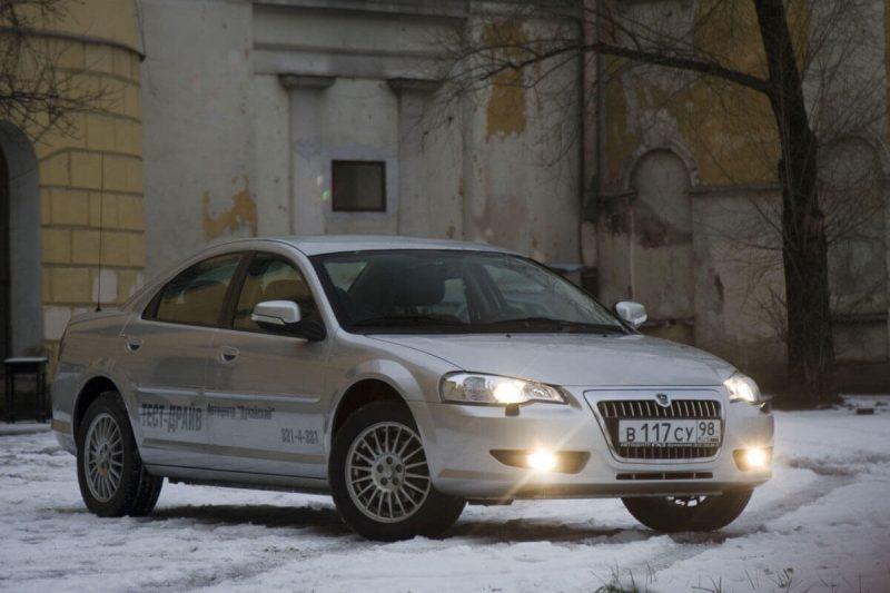 Фото авто Volga Siber