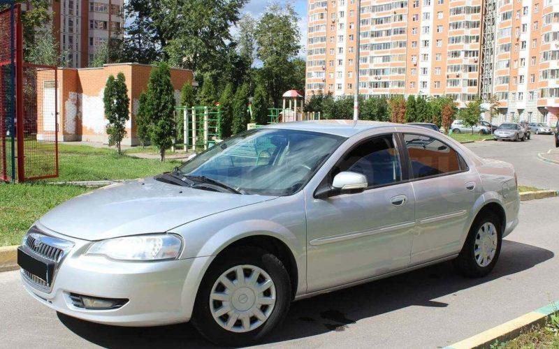 Фото Volga Siber 2008 года