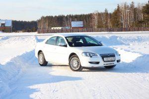 Автомобиль Volga Siber