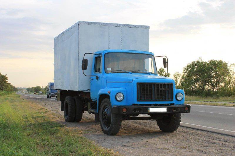 ГАЗ-3307 фото авто