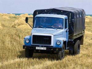 Бортовой GAZ-3307